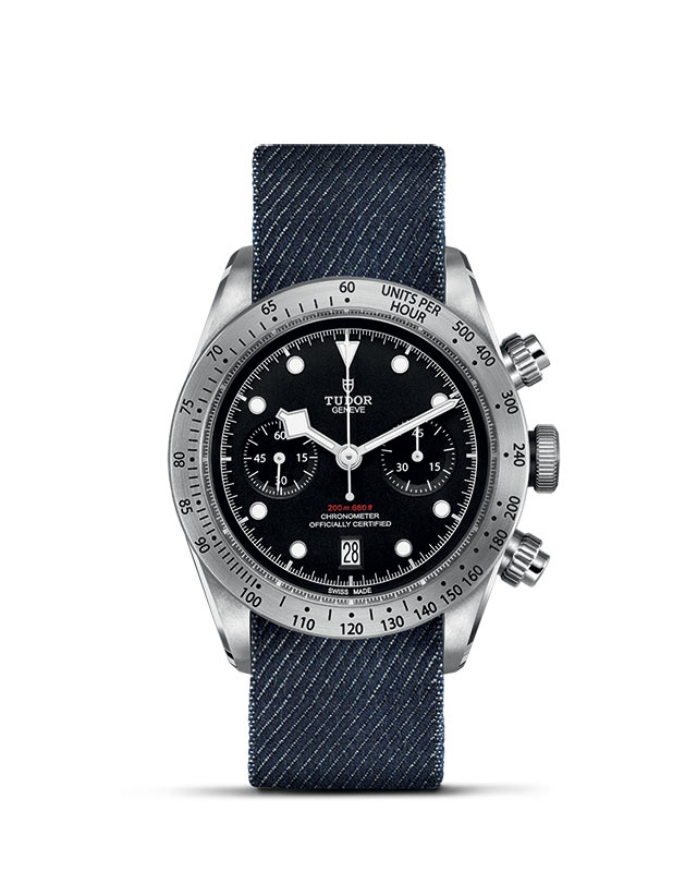 Black Bay Chrono M79350-0003