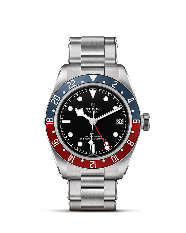 Black Bay GMT M79830RB-0001