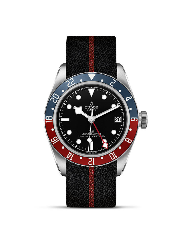 Black Bay GMT M79830RB-0003